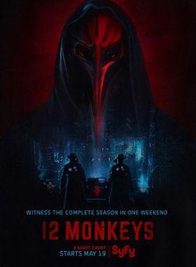 12 majom (12 Monkeys) 3. évad (2017) online sorozat
