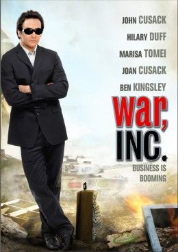 War, Inc. - Jó üzlet a háború (2008) online film