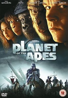 A majmok bolygója (2001) online film