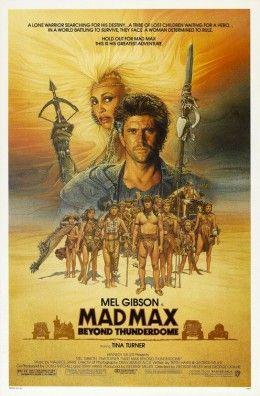 Mad Max 3. - Az igazs�g csarnok�n innen �s t�l (1985)