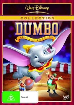 Dumbó, a repülő elefánt (1941) online film