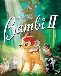 Bambi 2 - Bambi �s az erd� hercege (2006) online film