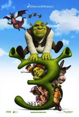 Harmadik Shrek 3 (2007) online film