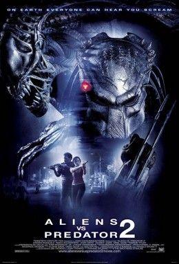 Aliens vs. Predator - A Halál a Ragadozó ellen 2. (2007) online film