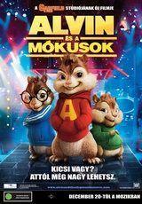 Alvin és a mókusok (2007) online film