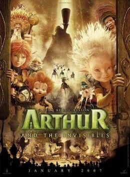 Arthur és a Villangók (2006) online film