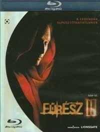 Fűrész III 3. online film
