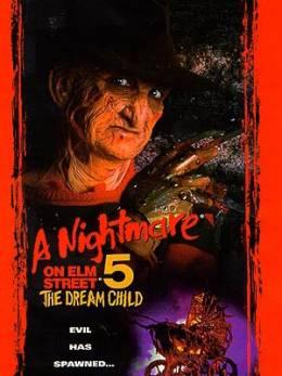 Rémálom az Elm utcában 5.: Az álomgyerek (1989) online film