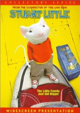 Stuart Little, kisegér (1999) online film