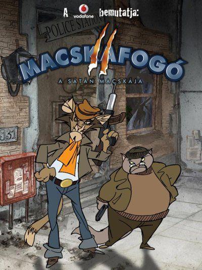 Macskafogó 2. - A sátán macskája (2007) online film