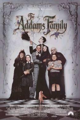 Addams Family - A galád család (1991) online film