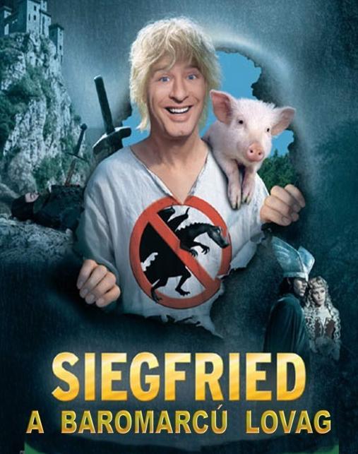 Siegfried, a baromarcú lovag (2005) online film