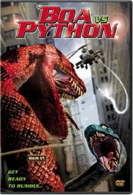 Boa vs. Python (2004) online film