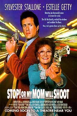 Állj, vagy lő a mamám! (1992) online film