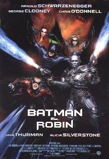 Batman és Robin (1997) online film