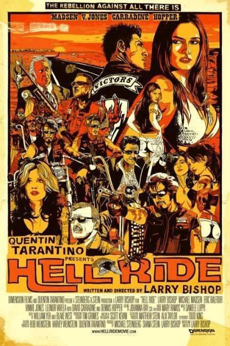 Hell Ride - Pokoljárás (2008) online film