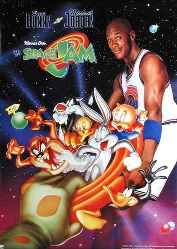 Space Jam - Zűr az űrben (1996) online film