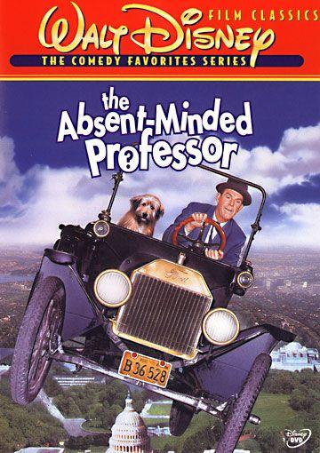 A szórakozott professzor (1961) online film