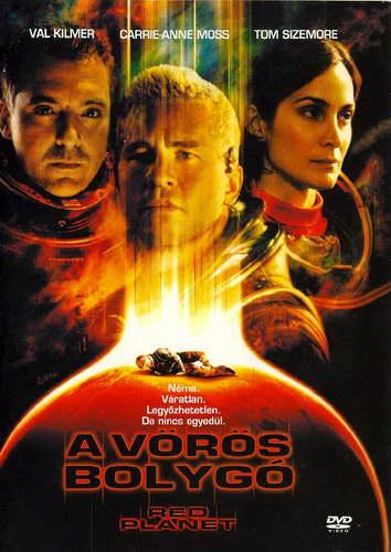 A vörös bolygó (2009) online film