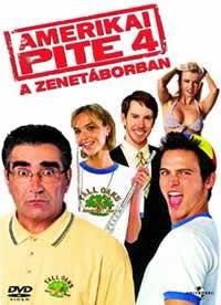 Amerikai pite 4. - A zenetáborban online film