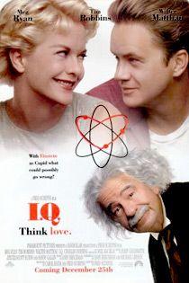 I. Q. - A szerelem relatív (1994) online film
