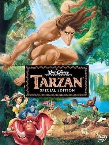 Tarzan (1999) online film