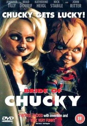 Chucky menyasszonya (1998) online film