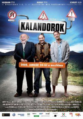 Kalandorok (2008) online film