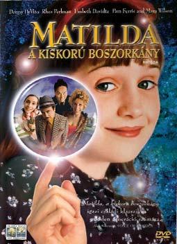 Matilda, a kiskorú boszorkány (1996) online film
