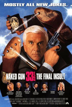 Csupasz pisztoly 33 1/3 - Az utolsó merénylet (1994) online film