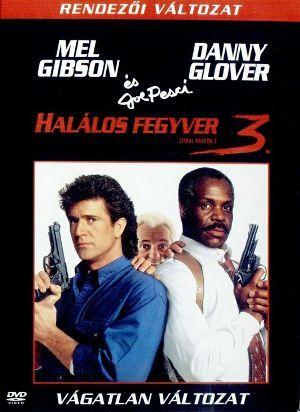 Halálos fegyver 3 (1992) online film