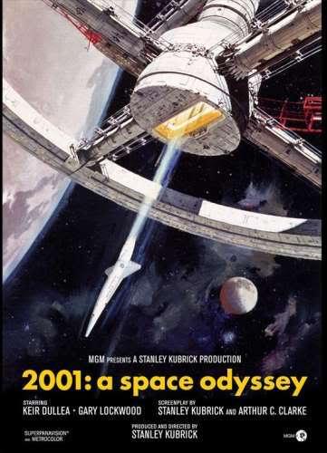 2001 - Űrodüsszeia (1964) online film
