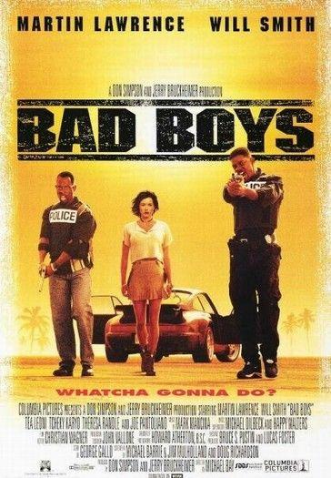 Bad Boys - Mire jók a rosszfiúk? (1995) online film