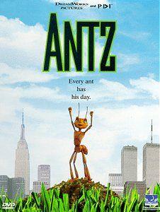 Z, a hangya (1998)