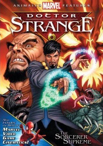Doctor Strange - A legfőbb varázsló (2007) online film