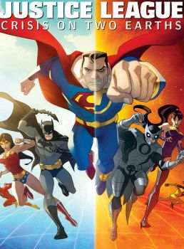 Justice League: Crisis on Two Earths (2010) online film