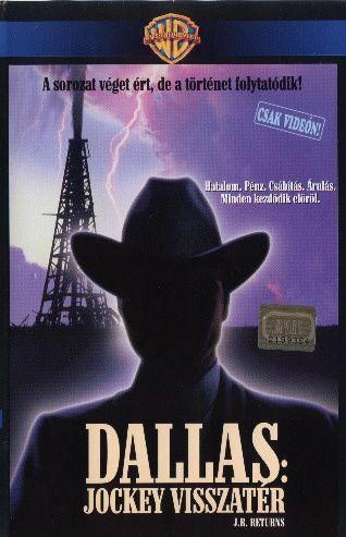 Dallas: Jockey visszatér (1996) online film
