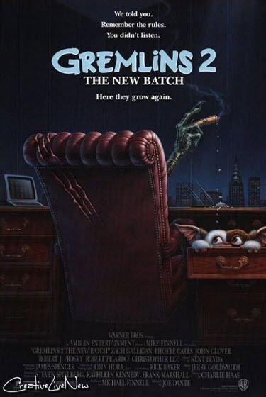 Szörnyecskék 2. - Az új falka (1990) online film