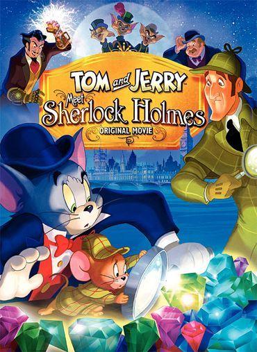 Tom & Jerry találkozása Sherlock Holmes-szal (2010) online film
