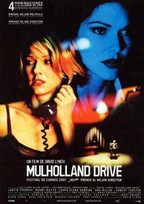 A sötétség útja - Mulholland Drive (2001) online film