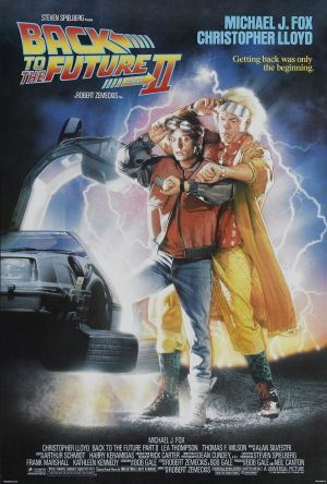 Vissza a jövőbe 2. (1989) online film