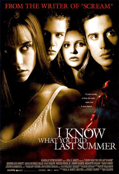 Tudom, mit tettél tavaly nyáron (1997) online film