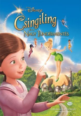 Csingiling és a nagy tündérmentés (2010) online film