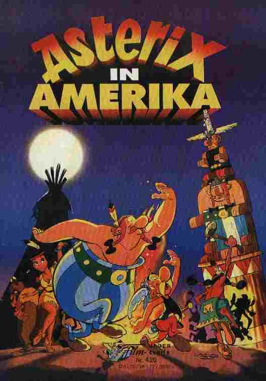Asterix Amerik�ban (1994)