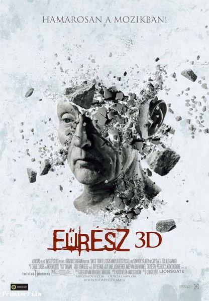 Fűrész 3D (2010) online film