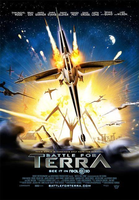 Harc a Terra bolygóért (2007) online film