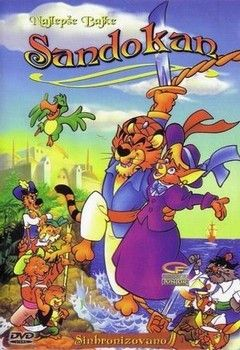 Sandokan (1995) online film