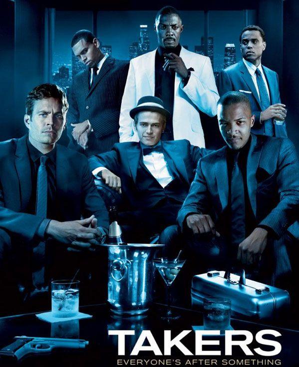 Tökéletes bűnözők - Takers (2010) online film
