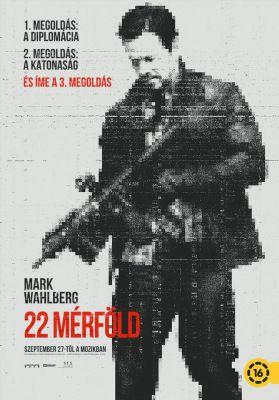 22 mérföld (2018) online film