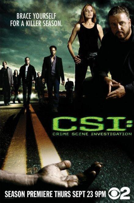 CSI: A helyszínelők 9.évad (2000) online sorozat